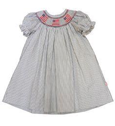 patriotic little girls dress