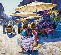 Impressioni Artistiche : ~ Howard Behrens ~