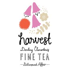 Harvest Fine Tea Our very own selection of fine teas, in collaboration with tea house Crema. Harvest Fine Tea / 2012