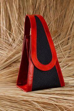 Black & Red handbags-demurebyj.com   Architect's Fashion