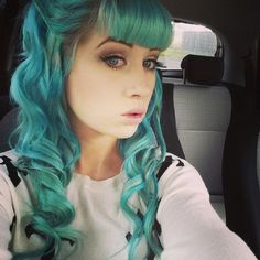 Pastel hair, maybe thats gonna be my next haircolour...?