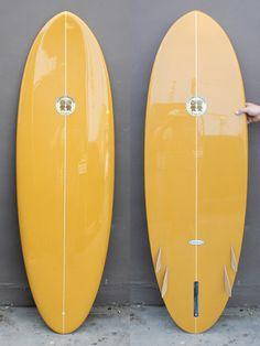 5'8 Campbell Brothers Mini Bonzer Light Vehicle - Mollusk Surf Shop