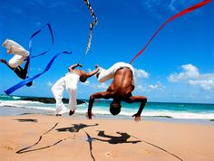 Great photo! Capoeira Bahia BRAZIL by Theo Bondolfi and Ede Marcus