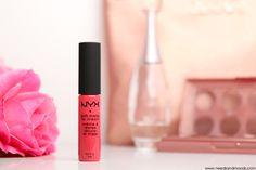 Sur mon blog beauté, Needs and Moods, je vous propose une revue sur le rouge à lèvres Soft Matte Lip Cream de Nyx Cosmetics en teinte Ibiza.  http://www.needsandmoods.com/nyx-soft-matte-lip-cream-ibiza/  @nyxcosmeticsfr #nyxcosmeticsfr #nyxcosmetics #nyx @nyxcosmetics @thebeautyst #SoftMatteLipCream #lipstick #matte #lips #maquillage #makeup #blog #blogger #blogueuse #beauté #beauty #beautyblog #beautyblogger #FrenchBlogger #Ibiza #swatch #review #revue #RougeALevres #lipstick
