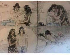 ❤ Me and Michael ❤ Fan Art