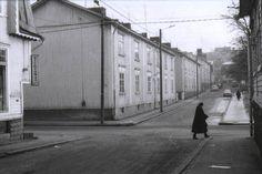 Siirtomaatavarakauppa Puuvallilassa 1970 (Keuruuntie-Suvannontie) Before Us, Helsinki, Old Photos, Finland, The Past, Dreams, World, Vintage, Historia