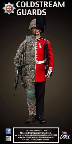 The Hearts Of Men Are Easily Corrupted - I don't how a member of the Commonwealth can resist. British Army Uniform, British Uniforms, English Gentleman, Royal Guard, King And Country, The Heart Of Man, English Men, City Style, Armed Forces