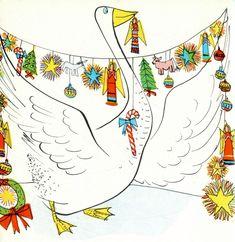 Petunia's Christmas by Roger Duvoisin | tygertale
