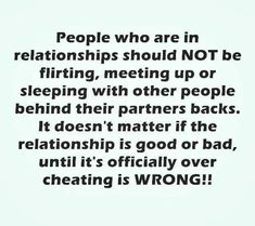 who is more unfaithful in a relationship