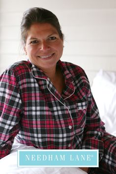 f36fb97208 Comfy winter pajamas by Needham Lane. Our 100% cotton flannel pajamas are  made from