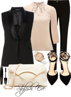 """Untitled #1204"" by stylisheve ❤ liked on Polyvore"