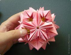 Kusudama Origami Master Class Kusudama Mina Master Class Photo Paper 1