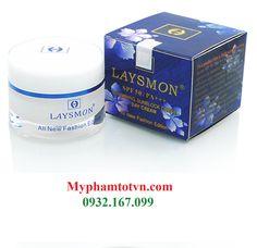 Kem Laysmon dưỡng trắng da SPF50
