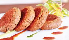 Rajma Ki Shammi.... Iron-rich kidney beans can help slow down aging and are good for the heart. So why not make this nutritious appetizer, which is healthy to boot?