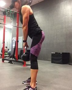 Try this combo kettle bell SLD to a kettle bell squat. 15X3.