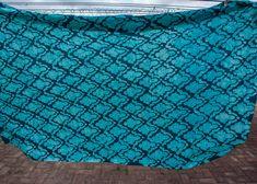 Final Batik Drying