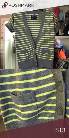 Sweater vest 100% cotton new, light, soft American Eagle Outfitters Sweaters