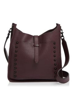 REBECCA MINKOFF Unlined Feed Hobo. #rebeccaminkoff #bags #shoulder bags #leather #hobo #