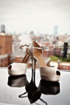 d4573ae2267 Tendance chausseurs   Love these and the view. gw