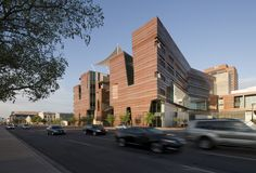 Health Sciences Education Building / CO Architects