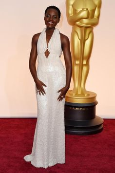 Oscars 2015: Best and Worst Red Carpet Looks: Best: Lupita Nyong'o