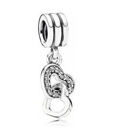 Pandora Interlocking Heart Pendant Charm UK Outlet Pandora Jewelry, Pandora Charms, Cheap Pandora, Rose Gold Charms, Fine Jewelry, Unique Jewelry, Jewellery, Love Heart, Pendants