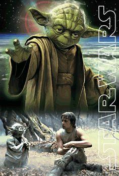 3Dポストカード スター・ウォーズ オリジナル・トリロジー Yoda