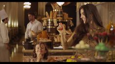 French inspired cuisine at Imperium Restaurant, Jumeirah Zabeel Saray, D...