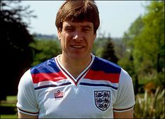 Emlyn Hughes (England, 1969–1980, 62 apps, 1 goal) has a tough act to follow in the 1970s and England fail to reach either the 1974 or 1978 FIFA World Cup finals.