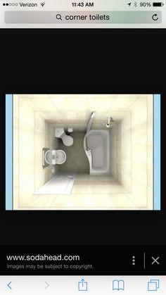 Bathroom ideas for upstairs
