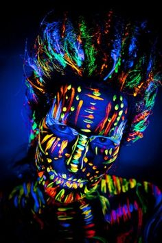 UV-effects Award - Bodypainting