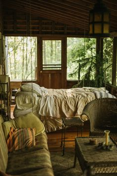 Wouldn't mind taking some afternoon naps here.