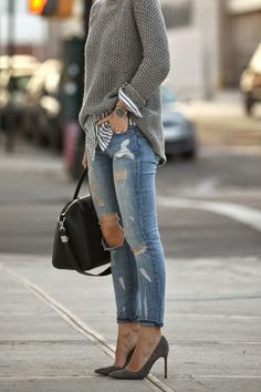 Fashion Cognoscente: Trend Alert: Grey Essentials