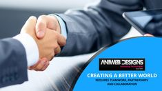 #Creating A #Better #World #Requires #Teamwork, #Partnerships And #Collaboration #webdesign #graphic #social_share #digital_marketing #ny #usa #team #work #website  contact us : +1 682 246 0919