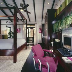 Purple Pink Grey Room Design, Pictures, Remodel, Decor and Ideas - page 2