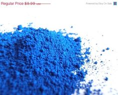 60% OFF EVERYTHING SALE Electric Periwinkle Eye Shadow - 2.5g Vegan Mineral Makeup Eye Shadow on Etsy, $4.00