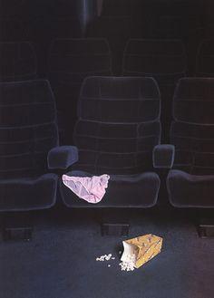 #panties #popcorn