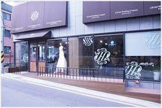 [웨딩드레스] 세련되고 감각 있는 디자인으로 웨딩드레스 걸작을 탄생시키는 JH045웨딩컴퍼니 < 웨딩뉴스 < 월간웨딩21 웨프