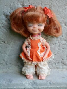 Vintage  Little Sophisticates doll by Vintagetoyfun on Etsy