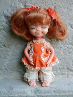 Vintage  Little Sophisticates doll by Vintagetoyfun on Etsy