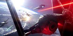 Star Wars Battlefront II New Space Battle Image