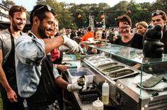 Food truck festivals 2015