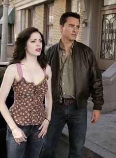 """Paige in """"Charmed Noir"""""""