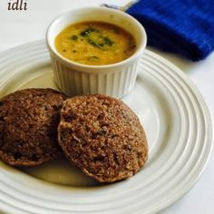 Ragi Rava Idli - quick and no grind, no fermentation idli made with ragi aka finger millet, sooji/rava that can be served as a breakfast for kids Pasta Recipes For Babies, Indian Baby Food Recipes, Rava Idli Recipe, Kheer Recipe, Ragi Recipes, Pureed Food Recipes, Apricot Smoothie Recipe, Banana Porridge Recipes, Homemade Paneer Recipe