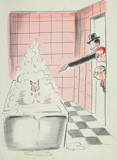 Priscilla Friedrich, Clean Clarence (1959) Ills. by Louis Slobodkin