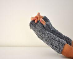 Not exactly practical, but still oh-so-cool......  http://www.etsy.com/listing/62777653/long-fingerless-gloves-armwarmers-gray?ref=hp_tt_yt#