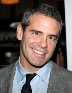 Andy Cohen.  Another nice hometown boy.  :)