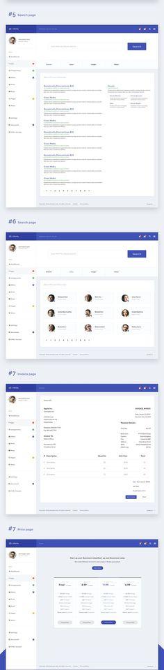 Fully responsive and full featured Web App and Admin Template powered by the popular Bootstrap framework. It is built with web developers in mind and focuses on providing a great User Experience with a modern design, fast User Interface and many awesome f…: