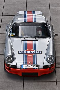 1972 Porsche 911 - 911 E Martini RSR | Classic Driver Market ...repinned für Gewinner!  - jetzt gratis Erfolgsratgeber sichern www.ratsucher.de
