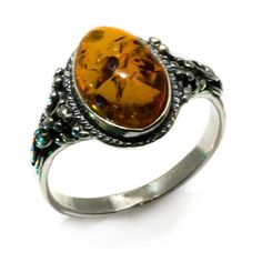 Honey Amber and Sterling Silver Classic Oval Ring, Sizes 5,6,7,8,9,10,11,12 Ian and Valeri Co. http://www.amazon.com/dp/B000YZO6EW/ref=cm_sw_r_pi_dp_GhtUvb0A260K0